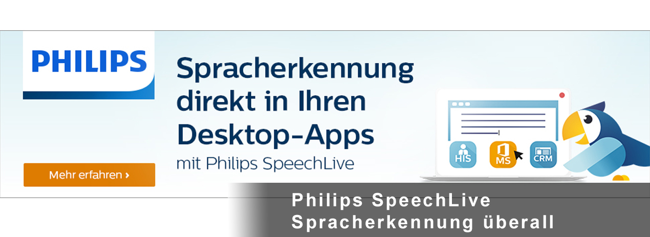 Philps SpeechLive