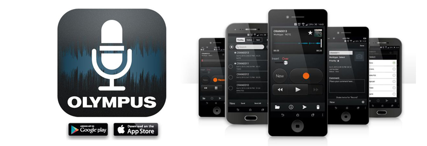 Diktiergeräte App
