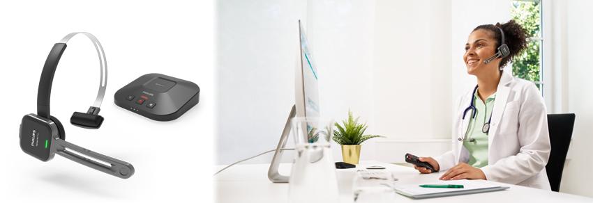 Headset Philips SpeechOne