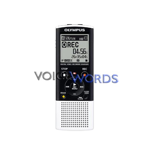 Digitaler Rekorder Olympus Digitaler Rekorder Vn 8500 Pc Voice