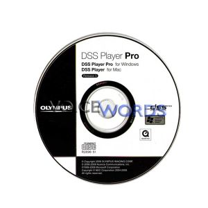 Olympus DSS Player Pro R 4.x auf R 5.x Dictation Modul