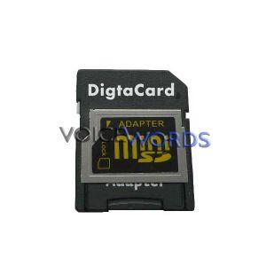 Grundig DigtaCard Adapter