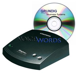 Grundig Digta Soundbox 830 DigtaSoft Pro