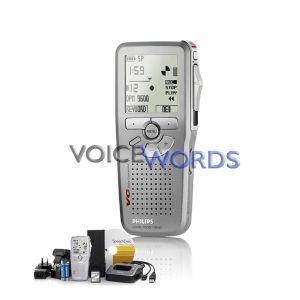 Diktiergerät Philips Digital Pocket Memo 9600