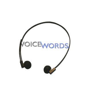 Dictaphone Duplex-Kopfhörer