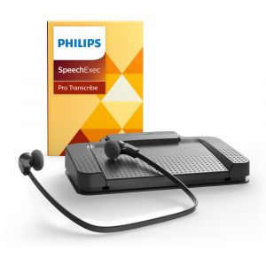 Philips SpeechExec Pro Transcription Set 7277