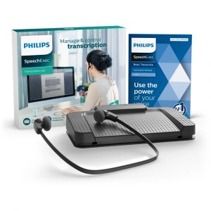 Philips SpeechExec Transcription Set 7177