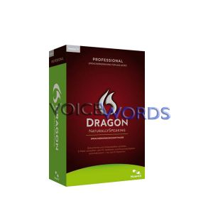 Dragon Naturally Speaking 11.5 Professional