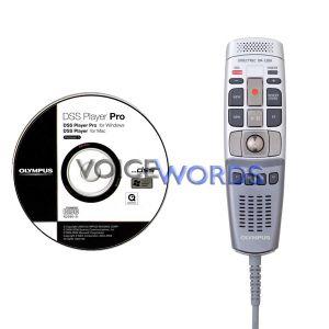 Diktiermikrofon Olympus DR-1200 Kit