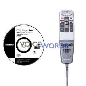 Diktiermikrofon Olympus DR-2100 Kit