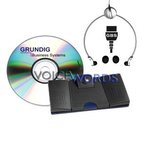 Grundig Digta Transcription Starter Kit 567