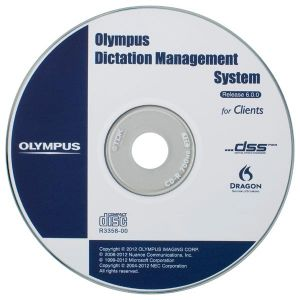 Olympus Dictation Management System R6 - Dictation