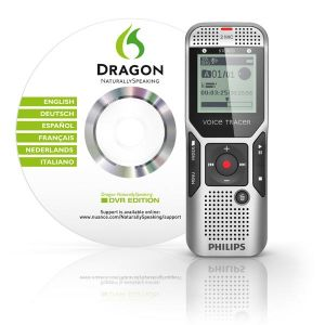 Philips Digital Voice Tracer DVT 1500 (Digitales Notizbuch)