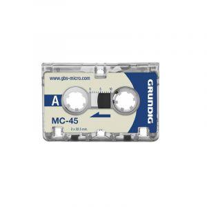 Grundig Mikrokassette MC 45