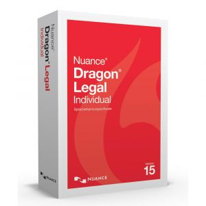 Spracherkennung Dragon Legal 15 Individual