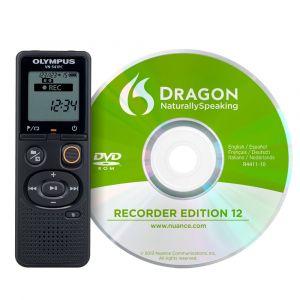 Olympus VN-541PC DNS Digitaler Notetaker mit Spracherkennung