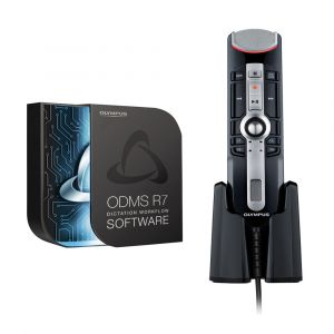 Olympus RecMic II Model RM-4010PKit inkl. ODMS 7