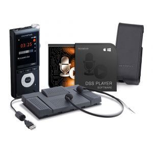 Olympus Starter Kit DS-2600 + AS-2400