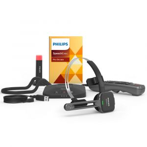 Diktierheadset Philips SpeechOne PSM6800 SpeechExec Pro Dictate