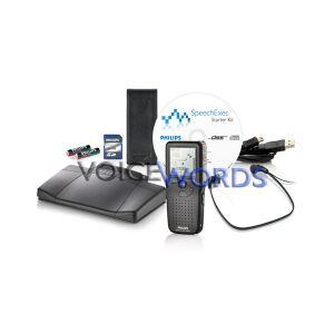 Diktiergerät + Wiedergabeset Philips Digitales Starter Kit 9399